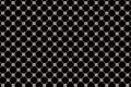 Diamond Pattern.