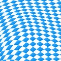 Diamond pattern in blue and white vector illustration of a Royalty Free Stock Images