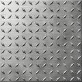 Diamond Plate Royalty Free Stock Photos