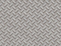 Diamond plate background Royalty Free Stock Image