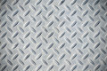 A Diamond plate background Royalty Free Stock Photo