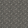 Diamond Plate Metal Pattern Stock Image