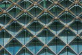 Diamond roof Royalty Free Stock Photo