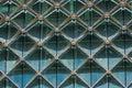 Diamond roof Royalty Free Stock Photo