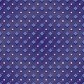 Diamond shape drop seamless pattern Royalty Free Stock Photo