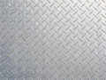Diamond Steel Pattern Royalty Free Stock Photo