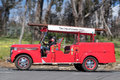 1938 Diamond T Firetruck Royalty Free Stock Photo