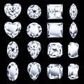 Diamonds Royalty Free Stock Photo