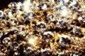 Kule a zlato makro