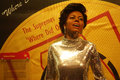 Diana ross wax figure Royaltyfria Bilder