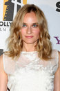 Diane kruger arriving at the th annuall hollywood film festival awards gala ceremony beverly hilton hotel beverly hills ca october Royalty Free Stock Image