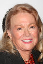 Diane ladd los angeles oct arrives at voice benefit for the motion picture home at renberg theatre at the village on october in Royalty Free Stock Images