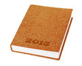 Diary book isolate on white background Stock Image