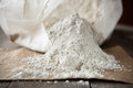 Diatomaceous earth Stock Image