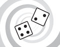 Dice Rolling Stock Photography