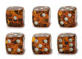 Dice set Royalty Free Stock Photo
