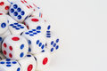 Dices Royalty Free Stock Photo