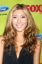 Dichen lachman arriving at the fox fall eco casino party at boa steakhouse in west los angeles ca on september Royalty Free Stock Images