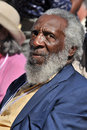 Dick Gregory Obrazy Royalty Free