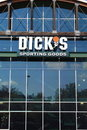 Dicks Sporting Goods Store Royalty Free Stock Photography