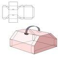 Diecut Craft Box