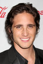 Diego Boneta arrives at the CinemaCon 2012 Talent Awards Royalty Free Stock Photography