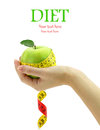 Diet concept Stock Photo