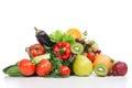 Hmotnosť strata raňajky a zelenina