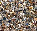 Variounds kinds; stones from the river Royalty Free Stock Photo
