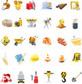 Different construction tools Royalty Free Stock Image