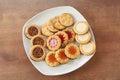 Different cookies