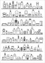 Different cosmetic products for personal care
