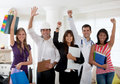 Different professions Royalty Free Stock Photo