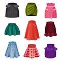 Faldas modelos Faldas y tubo Faldas