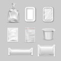 Different types of packaging