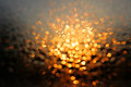 Diffused morning lights through wet window Royalty Free Stock Photos