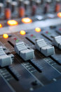 Digital Audio Workstation Royalty Free Stock Image
