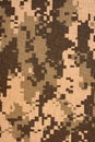 Digital camouflage Stock Photography