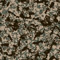 Digital camouflage pattern seamless texture desert palette tileable Stock Images