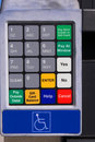Digital card reader Stock Images