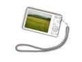 Digital Compact Camera Royalty Free Stock Photo