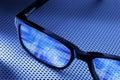 Digitálne počítač chytrý okuliare