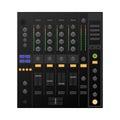 Digital DJ deck, mixer. Vector