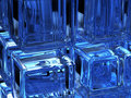 Digital ice Royalty Free Stock Images