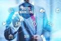 Stock Image Digital marketing