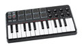 Digital Midi Keyboard Royalty Free Stock Photo