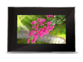 Digital Picture Frame with clipping path Royalty Free Stock Photo