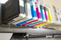 Digital printing cartriges Royalty Free Stock Photo