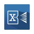 Digital radiography icon