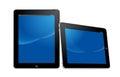 Digital Tablet Device In Verti...